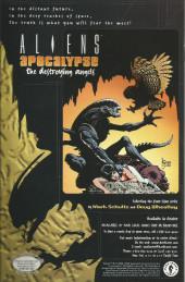 Verso de Predator: Xenogenesis (1999) -4- In final battle