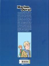 Verso de Marion Duval -28- Panique mécanique