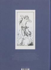 Verso de (AUT) Manara - Itinéraire d'un maestro de Pratt à Caravage