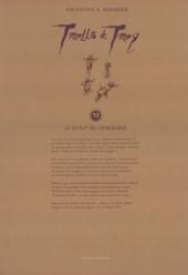 Verso de Trolls de Troy -2COF- Le Scalp du vénérable