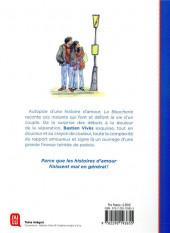 Verso de La boucherie (Vivès) -Poche- La boucherie