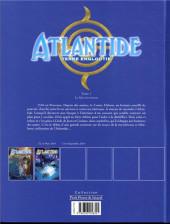 Verso de Atlantide - Terre engloutie -1- Terre engloutie
