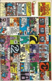 Verso de Marvel Age (1983) -92- The armor wars II