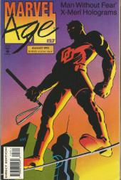 Verso de Marvel Age (1983) -127- Marvel Age 127