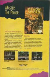 Verso de Marvel Super-Heroes (1990) -1- Spring special
