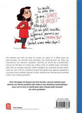 Verso de Les wonder women aussi mettent une culotte gainante -Poche- Les Wonder Women aussi mettent une culotte gainante - Des dessins qui font du bien