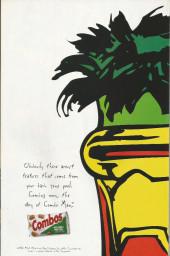 Verso de All New Exiles (The) (1995) -8- Maximum Overture