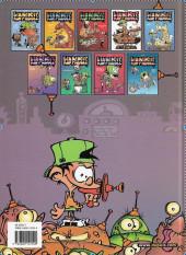 Verso de Kid Paddle -1a2004- Jeux de vilains