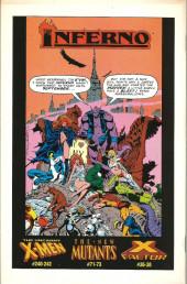 Verso de Power Pack Vol.1 (Marvel comics - 1984) -42- Revenge of the Boogyman