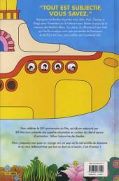 Verso de Beatles (The): Yellow Submarine - The Beatles: Yellow Submarine