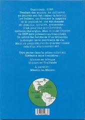 Verso de Médecins sans frontières -3- Mission au Guatemala