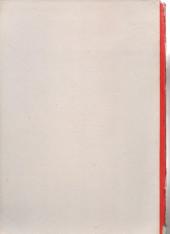 Verso de Jim L'astucieux (Les aventures de) - Jim Aydumien -1- La ville sans chevaux