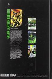 Verso de Green Lantern Rebirth -4- Fracture