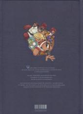 Verso de Télémaque (Toussaint/Ruiz) -2- Aux portes de l'enfer