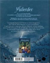 Verso de Malenfer -2- La source magique