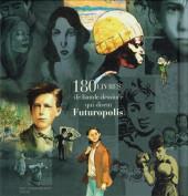 Verso de (DOC) Futuropolis - Futuropolis, 180 livres qui donnent le ton