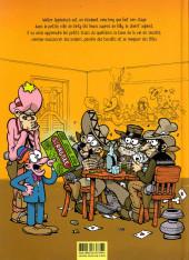 Verso de Walter Appleduck -1- Cow-boy stagiaire