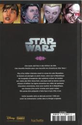 Verso de Star Wars - Légendes - La Collection (Hachette) -8419- Chevalier Errant - I. Ignition