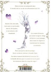 Verso de 7th Garden -8- Tome 8