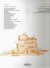 Verso de XIII -17b2017- L'or de Maximilien