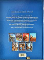 Verso de Les passagers du vent -4d2009a- L'Heure du Serpent