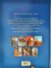 Verso de Les passagers du vent -2d2009a- Le Ponton