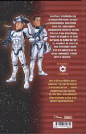 Verso de Star Wars - Icones -7- Tag et Binks