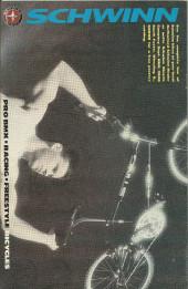 Verso de Solo Avengers (1987) (Puis Avengers Spotlight) -18- When you wish upon a star!