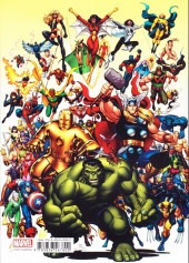 Verso de (DOC) The Little Book of - The Little Book of the Avengers