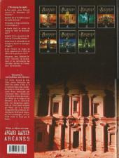Verso de L'histoire secrète -2a2006a- Le château des djinns