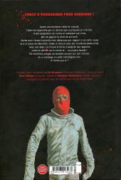 Verso de Kill or Be Killed -4- Tome 4