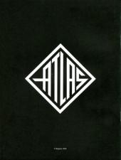 Verso de Le dernier Atlas -08- N°8