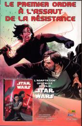 Verso de Star Wars (Panini Comics - 2017) -11VC- Hiérarchisation