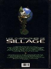 Verso de Sillage (Les chroniques de) -1- Volume 1