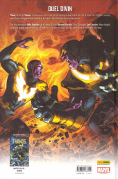 Verso de Thanos : Le retour de Thanos -1- Le retour de Thanos