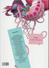 Verso de Le vagabond des Limbes -11c1999- Le masque de Kohm