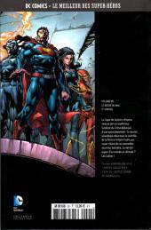 Verso de DC Comics - Le Meilleur des Super-Héros -90- Justice League - Le Règne du Mal - 1re partie
