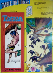 Verso de Limited collectors' edition (1974) -C-29- The return of Tarzan