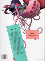 Verso de Le vagabond des Limbes -22a1996- Le solitaire