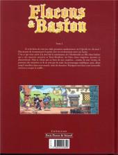 Verso de Flacons & Baston -2- Tome 2