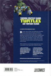Verso de Teenage Mutant Ninja Turtles - Les Tortues Ninja (HiComics) -5- Les fous, les monstres et les marginaux