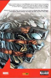 Verso de Wolverine (Marvel France 5e série) (2019) -1- Programme Adamantium