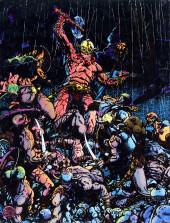 Verso de Marvel Treasury Edition (1974) -4- Conan the Barbarian