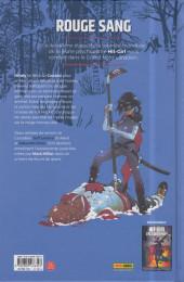 Verso de Hit-Girl (2e série - 2018) -2- Hit-Girl au Canada