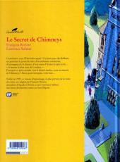 Verso de Agatha Christie (Emmanuel Proust Éditions) -1a2004- Le secret de chimneys