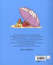 Verso de Les enquêtes des Enfants capables -6- Vivement les vacances !