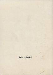 Verso de Yuma (1re série) -Rec067- Album N°67 (du n°252 au n°254)