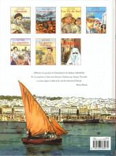 Verso de Carnets d'Orient -7- Rue de la Bombe