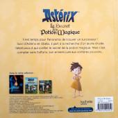 Verso de Astérix (Hors Série) -C10'- Panoramix contre Sulfurix