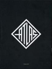 Verso de Le dernier Atlas -09- N°9